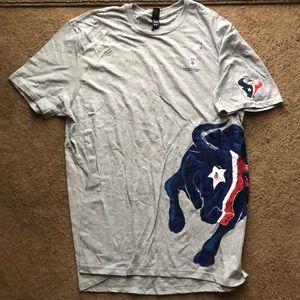 Houston Texans Miller Lite T-Shirt